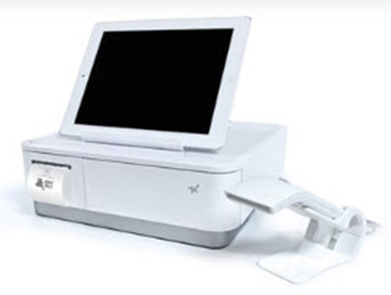 Buy MPOP White W/Scanner