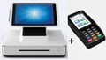 Picture of ELO PAYPOINT PLUS FOR 9.7 INCH IPAD + PAX S300 EMV Pinpad